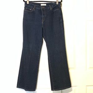 Levi's 512 Boot Cut Perfectly Slimming 14M
